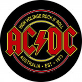 Patch AC/DC: High Voltage Rock N' Roll