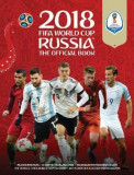 2018 FIFA World Cup Russia (TM) The Official Book, Paperback