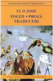 Poezii. Proza. Traduceri - St.o. Iosif, St. O. Iosif