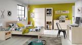 Set Mobila dormitor pentru copii 7 piese Erdezio