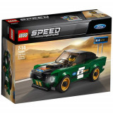 Set de constructie LEGO Speed Champions 1968 Ford Mustang Fastback