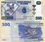 CONGO 500 francs 2002 UNC!!!