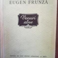 Versuri alese- Eugen Frunza
