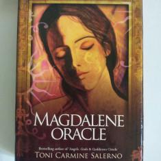 Joc carti ezoterice Magdalene Oracle - oracol, ghicit, cu guidebook, complet
