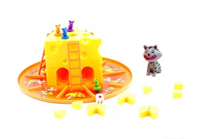 Joc distractiv, Pisica si soricelul de jucarie pentru copii
