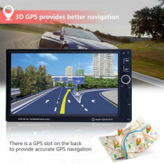 Navigatie Auto 2DIN cu Touch Screen,gps,Bluetooth