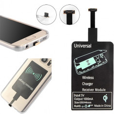 Receptor wireless incarcator android/iphone