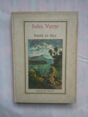 (C381) JULES VERNE - INSULA CU ELICE foto