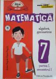 MATEMATICA ALGEBRA GEOMETRIE CLASA VII-A CONSOLIDARE - Negrila (partea I)