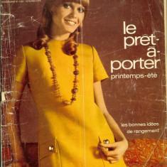 "( De ) Revista ""Femmes d'aujourd'hui, lb. franceza, februarie 1970"