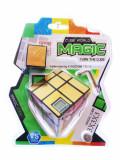 Cub Rubik 3x3x3 Incorporat cu Timer start Gold + Cadou Spinner cu luminite