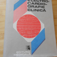 ATLAS DE ELCTROCARDIOGRAFIE CLINICA -2 volume