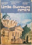 LIMBA SI LITERATURA ROMANA Manual pentru clasa a XI-a - Maria Pavnotescu