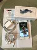 Vand iPhone 6s, 16 GB, Garantie 3 luni Emag, neblocat retea, pachet complet., Argintiu, 16GB, Apple