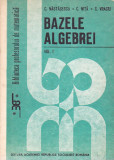 C. NASTASESCU, C. NITA, C. VRACIU - BAZELE ALGEBREI VOLUMUL I