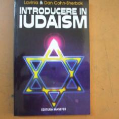 Introducere in iudaism Bucuresti 2000 Cohn - Sherbok