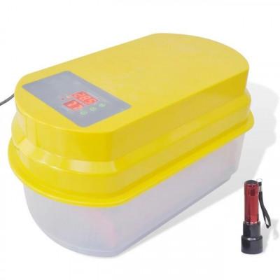Incubator automat pentru 15 ouă de pasăre foto