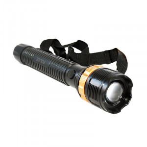 Lanterna Lunga Police LED F187 Cu Lupa , Reglaj Zoom si Flash C140