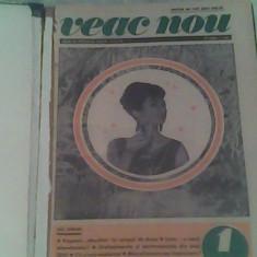 Revista Veac Nou-Anul 1974
