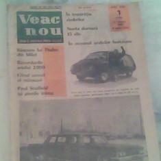 Revista Veac Nou-Anul 1973