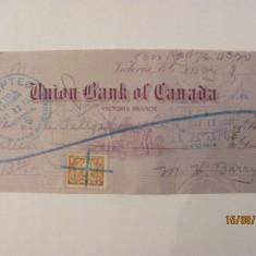 CY - Cec vechi si frumos 1921 Union Bank of Canada
