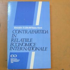 Contrapartida in relatiile economice internationale 1991 Albu Ciurel