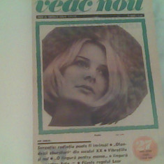Revista Veac Nou-Anul 1972