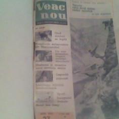 Revista Veac Nou-Anul 1968