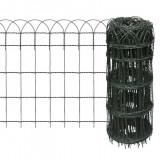 Plasă gard decorativă 10 x 0,65 m