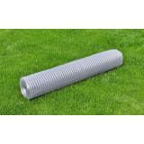Plasă de gard împletită galvanizată 25 m/grosime 0,7 mm