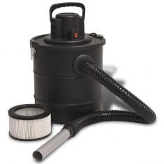 Aspirator pentru cenușă, 1200 W, 20 L, negru