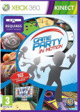Game Party in Motion (Kinect) - XBOX 360 [Second hand], Sporturi, 12+, Multiplayer