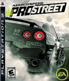 Need for Speed Pro Street -  PS3 [Second hand], Curse auto-moto, 12+, Single player