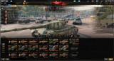 Cont World of Tanks - 60 tancuri premium