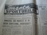 Ziarul Sportul (17 noiembrie 1990)