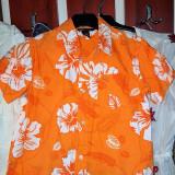 Camasa H&M 3- 4 ani, 3-4 ani, Orange, Baieti