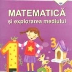 Matematica si explorarea mediului clasa pregatitoare - Simona Stefania Fleancu