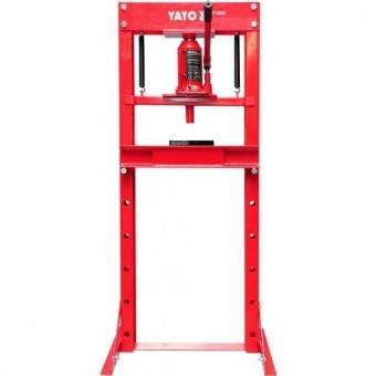 Presa hidraulică profesionala 12 tone, Yato YT-55580
