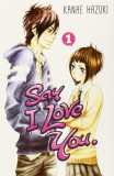 Say I love You Vol. 1   Kanae Hazuki
