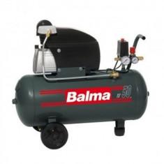 Compresor de aer BALMA FC2/50 CM2, debit aer aspirat 222 l/min, 50L, 220V