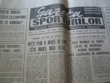 Ziarul Sportul (28 noiembrie 1990)