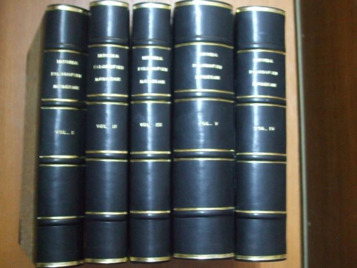 Istoria filosofiei moderne 5 volume omagiu lui Ion Petrovici 1937 014