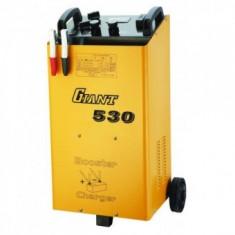Robot si redresor auto Giant Boost Star 530, 12/24 V