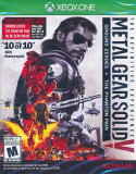 Metal Gear Solid V (5): Definitive Experience /Xbox One, Konami
