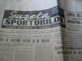 Ziarul Sportul (7 iulie 1990)