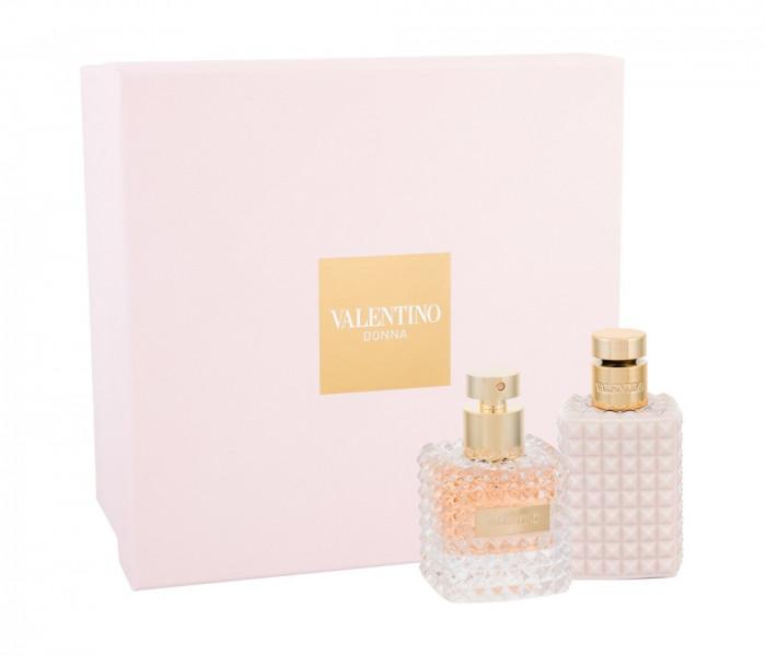 Apa de parfum Valentino Valentino Donna Dama 50ML Edp 50 ml + Lotiune de corp 100 ml