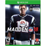 Madden NFL 18 /Xbox One, Electronic Arts