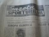 Ziarul Sportul (2 noiembrie 1990)