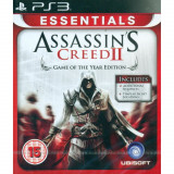 Assassins Creed 2 Game of the Year (Essentials) /PS3
