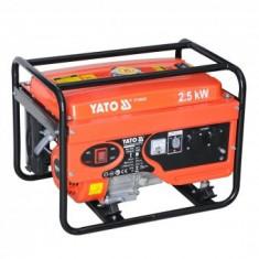 Generator benzina monofazat 2.5kW, Yato YT-85432